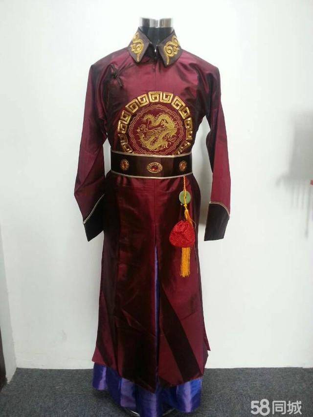 上海古代服装出租/男女年会表演服装租赁/租借服装