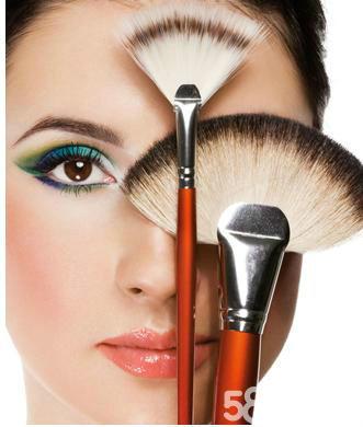 造型师为你打造最有创意的最适合您的舞台妆图片