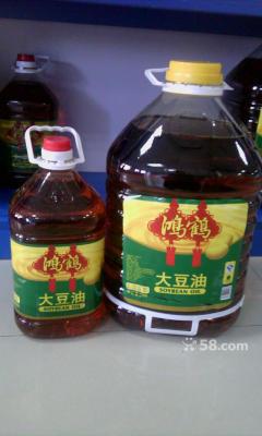 批发团购鸿鹤大豆油