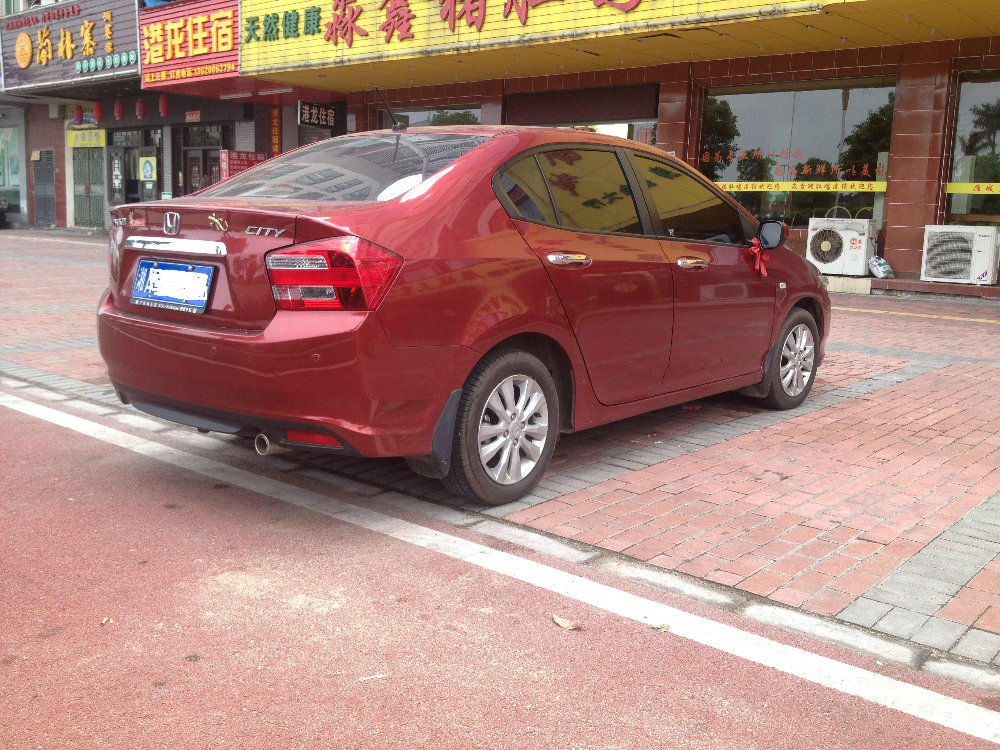 价格优惠 广汽本田自动档私家轿车不到1w公里车出租 价格合理 小车